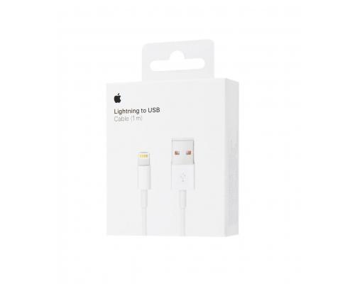 Кабель Apple Lightning to USB Cable 1 метр (MD818ZM/A)