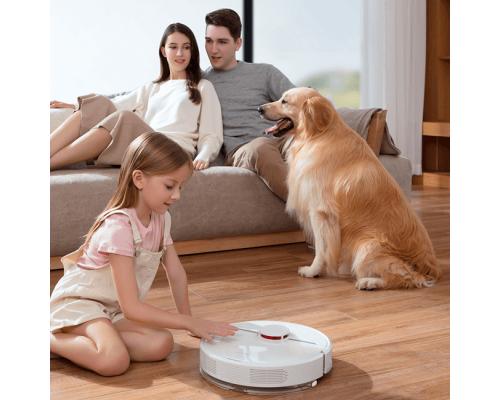 Робот-пылесос Xiaomi Dreame D9 Robot Vacuum EU